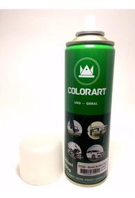 Tinta Spray Verniz Acrílico Fosco Automotivo Casa Arte