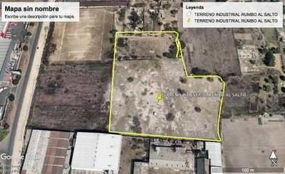 Oportunidad Terreno En Propiedad Zona Industrial En Guadala
