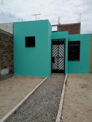 Alquiler De Casa En Nvo. Chimbote
