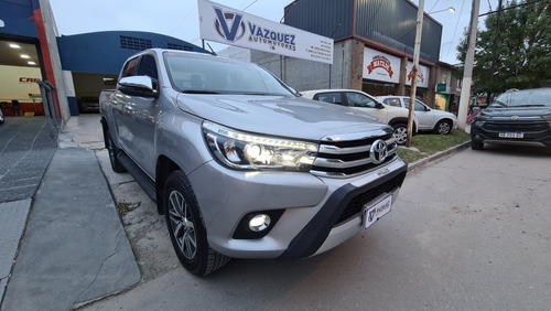 Toyota Hilux 2.8 Srx 177 Cv  4x4 2018