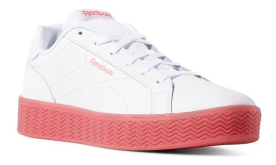 Zapatillas Mujer Reebok Plataforma Royal Complete Pfm