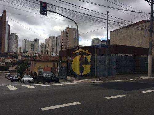 Imagem 1 de 2 de Terreno Comercial Para Locação, Vila Regente Feijó, São Paulo. - Te0008
