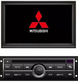 Central Multimídia Android S160 Mitsubishi L200 Pajero Dakar
