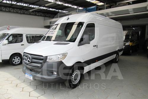 Mercedes-benz Sprinter 416 T.a. E.l 20/21  0km Furgão 14m³