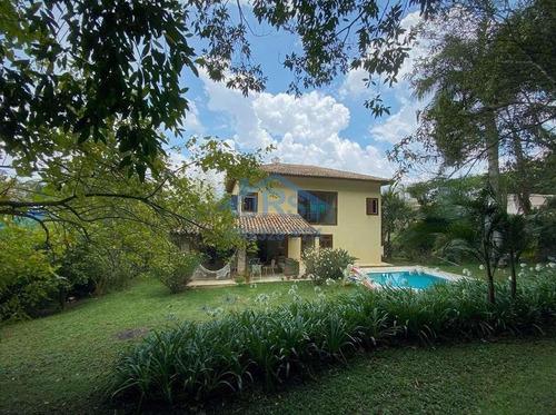 Imagem 1 de 30 de Casa Com 3 Dormitórios À Venda, 397 M² Por R$ 1.980.000,00 - Aldeia Da Fazendinha - Carapicuíba/sp - Ca0655