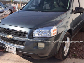 Chevrolet Uplander A Regular Aa Consola Y Rines At 2006