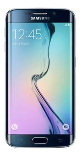 Samsung Galaxy S6 Edge Bueno Azul Libre 32gb 16mp
