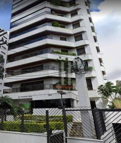 Apartamento Com 4 Dormitórios À Venda, 280 M² Por R$ 1.850.000,00 - Santana - São Paulo/sp - Ap2995