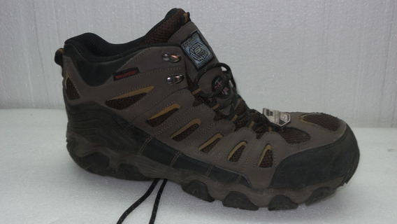 Borcegos Skechers Seguridad Us14- Arg47 Usadas All Shoes !!!