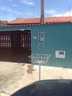 Casa Lado Praia Em Itanhaém - 2 Quartos - Ca099 Lc