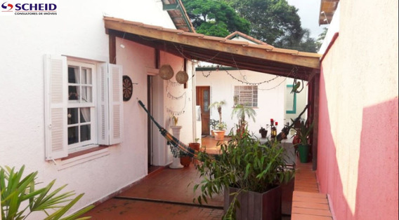 Casa Térrea À Venda No Alto Da Boa Vista - Mr65529