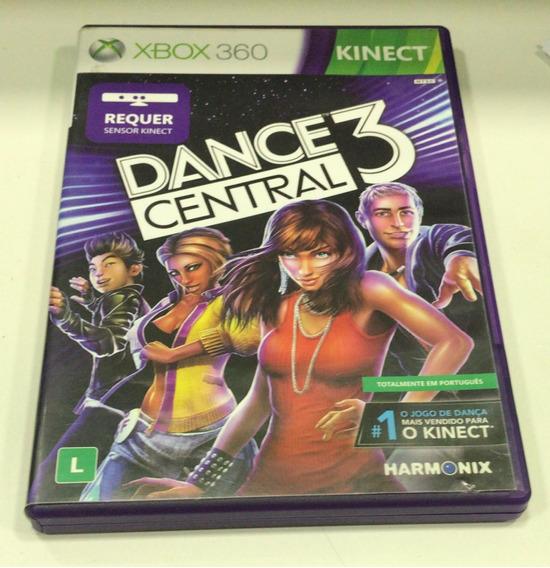 Dance Central 3 360 Seminovo