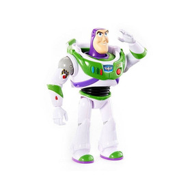 Disney Pixar Buzz Lightyear True Talkers Falante Mattel