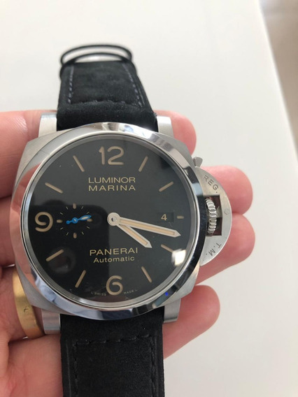 Panerai Luminor Marina Automatic Pam01312 Zerado