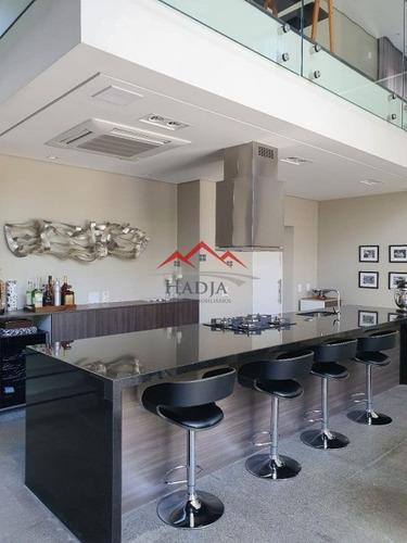 Imagem 1 de 28 de Casa Studio A Venda Veduta Residencial - Parque Da Represa,  Jundiaí - Sp - Ca00368 - 69245788