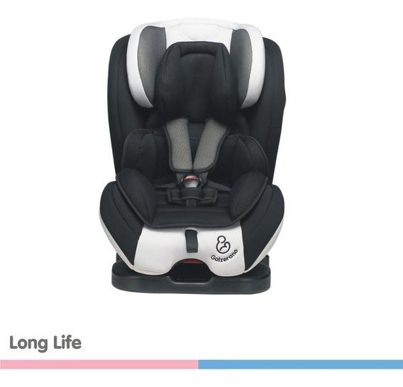 Cadeira Para Carro Galzerano Long Life 0-36kg Reclinavel