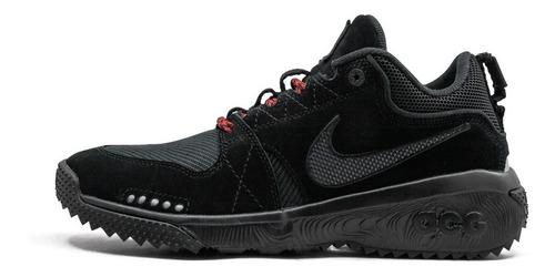 Visualizar Restaurar Prevalecer  Botas Nike Acg Hombre Piel Todo Terreno Sneakers   Mercado Libre