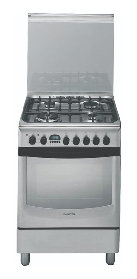 Cocina Ariston 60 Cm Cx 660s P6 (x)ag Multigas Inoxidable