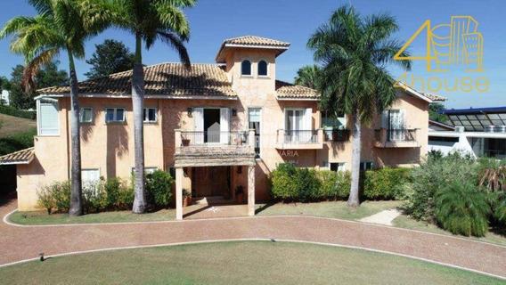 Casa De 844 M² Condomínio Terras De São José - Itu, - Ca0409