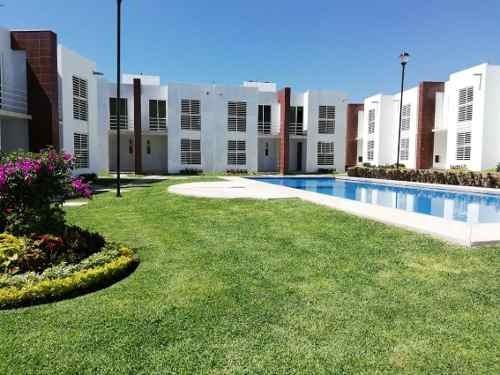 Casa En Condominio En Lomas De Jiutepec / Jiutepec - Iti-1284-cd#