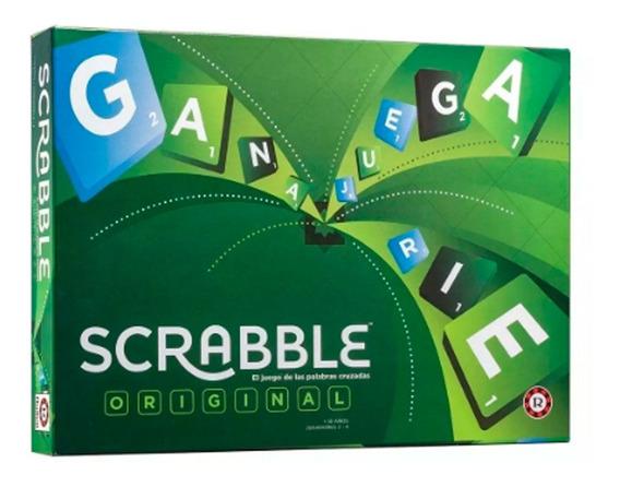 Scrabble Palabras Cruzadas Juego De Mesa Original Ruibal
