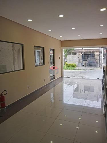 Imagem 1 de 9 de Salão Para Locação, 60 M² - Alves Dias - São Bernardo Do Campo / Sp  - 95696