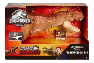 Dinosaurio - Tyrannosaurus Rex Colosal - Jurassic World