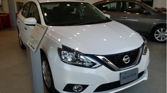 Nissan Sentra Advance Patentado Anticipo Entrega Ya