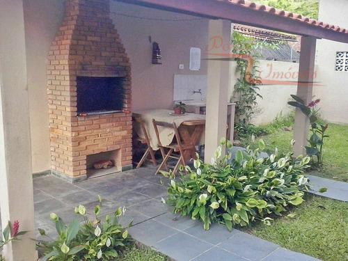 Imagem 1 de 20 de Casa Em Condomínio À Venda Em Caraguatatuba/sp - 01729