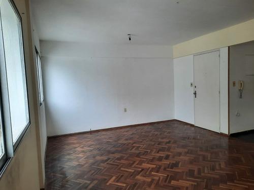 Apartamento Monoambiente En Alquiler, 1 Dormitorio, Centro