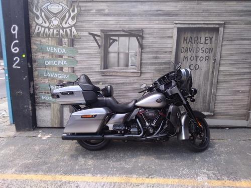 Imagem 1 de 12 de Harley Davidson Cvo Limited