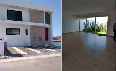 Vive En Grand Juriquilla, Alberca, 3 Recámaras, Jardín, 2.5 Baños, Equipada.-