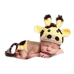 Accesorios De Fotos De Bebé Recién Nacido Boy Girl Conjunt