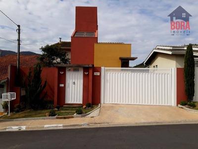 Casa Residencial À Venda, Recreio Maristela, Atibaia. - Ca0159