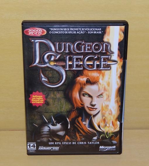 Dungeon Siege 1 - Lacrado - Pc
