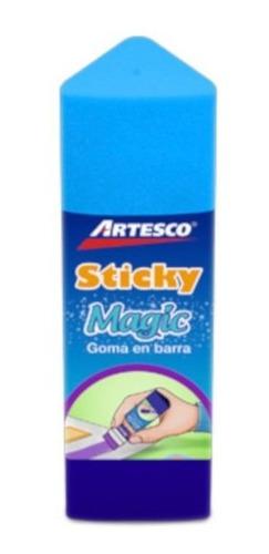 Barra Adhesiva Triangular   Artesco   Sticky Magic