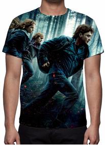 Camisa, Harry Potter E As Reliquias Da Morte