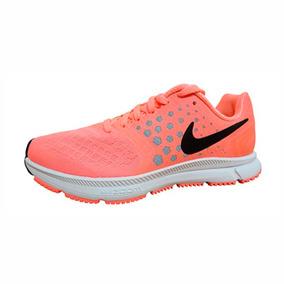 6b043eefc4f Tenis Nike Zoom Span Running Feminino Coral
