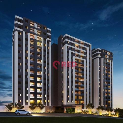 Imagem 1 de 30 de Apartamento Com 1 Dormitório À Venda, 67 M² Por R$ 377.800,00 - Condomínio Riserva Natura - Sorocaba/sp - Ap0290