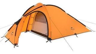 Carpa Trekking Naturehike Hiby 2-3p Ultraligera Camping
