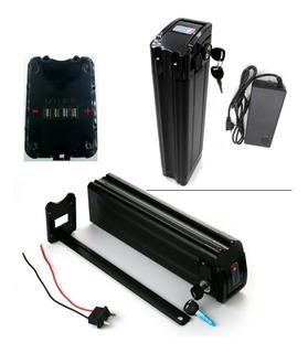 Batería Litio 48v 16ah (motores 350-1000w (con Carga Rapida)