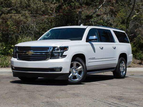 Chevrolet Suburban 5.4 Premier Piel 4x4 At 2016
