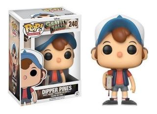 Muñeco Pop Gravity Falls Dipper Pines #240 / Palermo