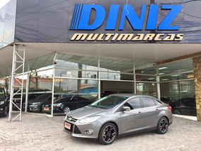 Ford Focus 2.0 Titanium 16v Flex 4p Powershift 2014/2014