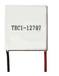 Placa Peltier Tec1 12707 40*40mm