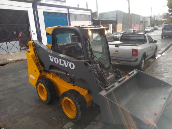 Mini Carregadeira Volvo Mc 70 C Horimetro 2900 Horas