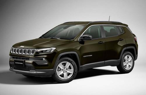 Jeep Compass Nuevo Modelo Sport 2022 1.3 Turbo 0km
