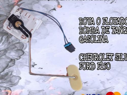 Boya O Flotador  Gasolina Chevrolet Silverado, Ford F150