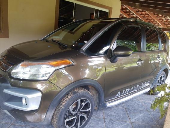 Citroën Aircross 1.6 16v Exclusive Atacama Flex 5p 2013
