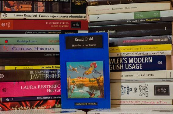 Historias Extraordinarias, Roald Dahl